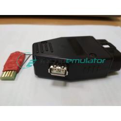 Tachograph card chip