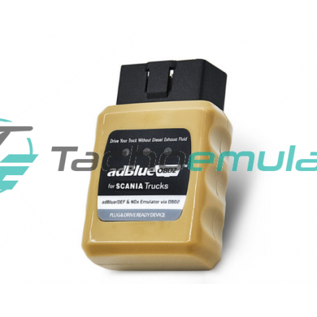 NOX Adblue Emulator EURO 4/5/6