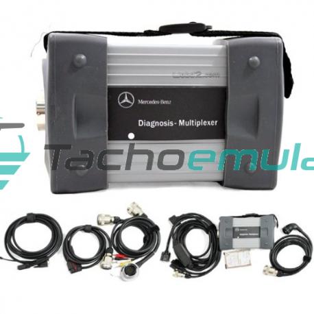 Service Mercedes Programator