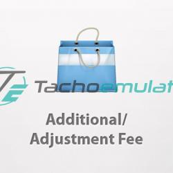 Aditional fee