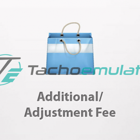 Aditional fee